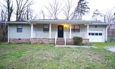 Soddy Daisy Single Family Home For Sale: 2208 Green Pond Rd