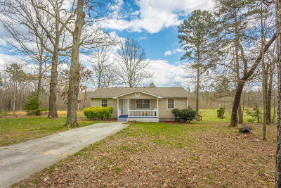 Ooltewah Single Family Home For Sale: 8460 Aldee Ln