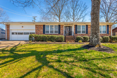 Chattanooga TN Single Family Home For Sale: $227,700