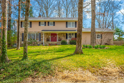 Signal Mountain Single Family Home Contingent: 903 Glamis Cir