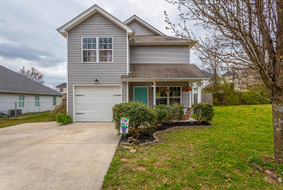 Ooltewah Single Family Home Contingent: 8344 Old Cleveland Pike