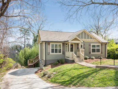 Chattanooga Single Family Home For Sale: 1144 Fairmount Ave