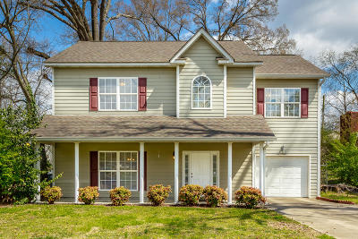 Chattanooga Single Family Home For Sale: 4505 Rockford Ln