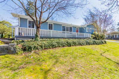 Chattanooga TN Single Family Home For Sale: $212,000