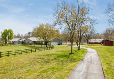 Farm For Sale: 7628 Davidson Rd