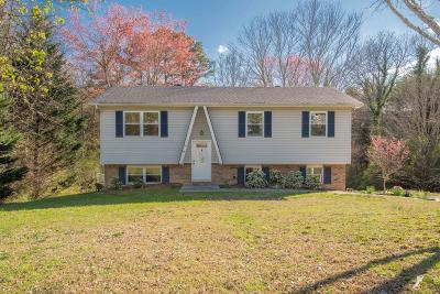 Ooltewah Single Family Home Contingent: 9909 Runyan Hills Ln