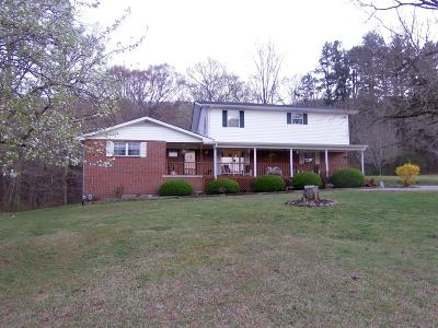 Marion County Single Family Home For Sale: 1975 Sweetens Cove Rd