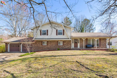 Chattanooga Single Family Home For Sale: 2407 Cedar Creek Dr