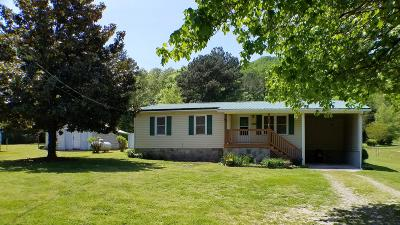 Cohutta Single Family Home Contingent: 5533 Red Clay Rd