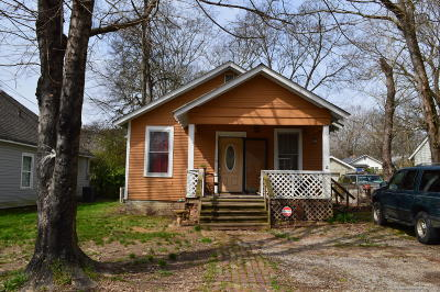 Chattanooga Single Family Home For Sale: 245 S Howell Ave