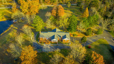 Lookout Mountain Single Family Home For Sale: 11761 Scenic Hwy