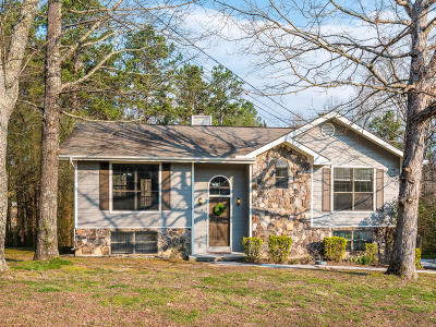 Ooltewah Single Family Home Contingent: 6905 Flagstone Dr