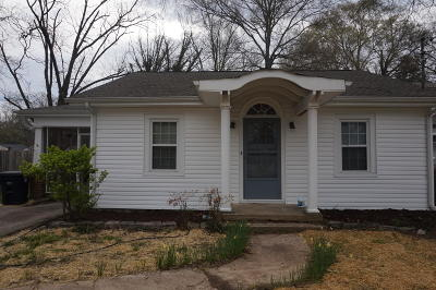 Chattanooga Single Family Home For Sale: 1204 McBrien Rd