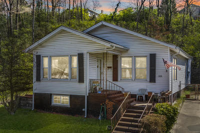 Chattanooga Single Family Home For Sale: 1306 Hixson Pike