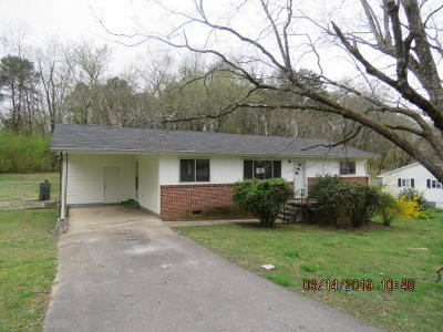 Hixson Single Family Home Contingent: 1230 Northern Hills Rd