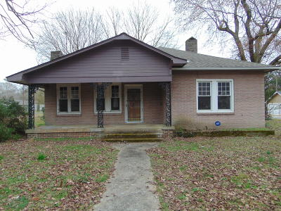 Marion County Single Family Home Contingent: 504 Elm Ave