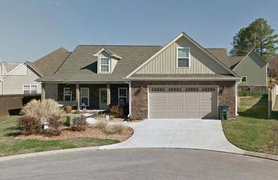 Ooltewah Single Family Home Contingent: 8011 Ashview Cir