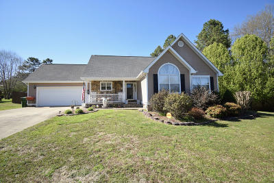 Ringgold Single Family Home Contingent: 52 Cornerstone Dr