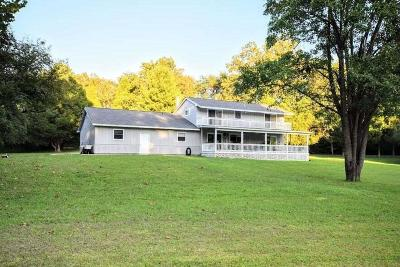 Spring City Single Family Home Contingent: 824 Rhea Springs Rd