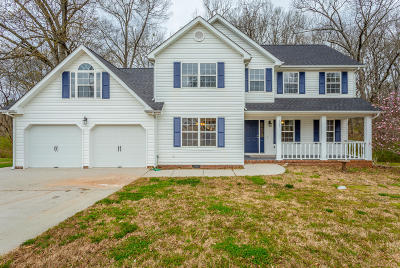 Ringgold Single Family Home Contingent: 237 Mountain Brook Dr