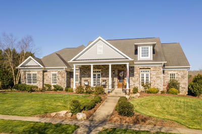 Chattanooga Single Family Home Contingent: 9352 Windrose Cir