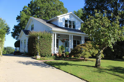 Chattanooga Single Family Home For Sale: 168 N Crest Rd