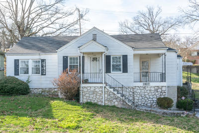 Chattanooga Single Family Home For Sale: 1117 Orangewood Ave