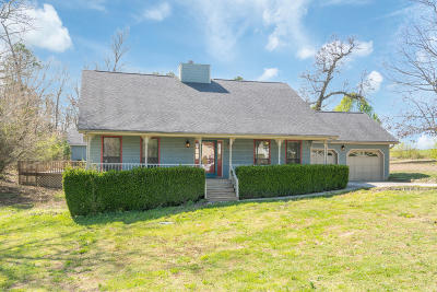 Ringgold Single Family Home Contingent: 497 Patty Rd