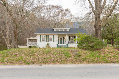 Hixson Single Family Home For Sale: 8059 Dayton Pike