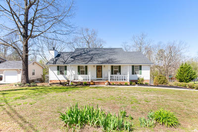 Ringgold Single Family Home Contingent: 359 Bookout Rd