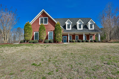 Chattanooga Single Family Home For Sale: 4441 Raccoon Mountain Rd