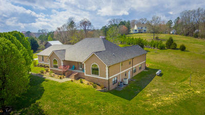 Ringgold Single Family Home Contingent: 904 Hullender Rd