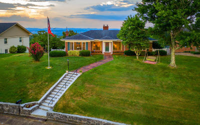 Chattanooga Single Family Home For Sale: 314 N Crest Rd