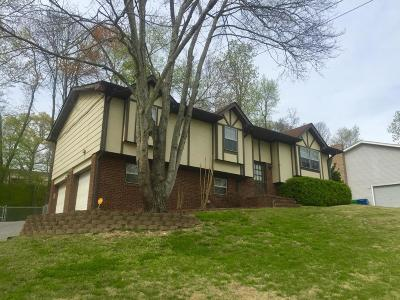 Hixson Single Family Home For Sale: 8103 Thornwood Dr