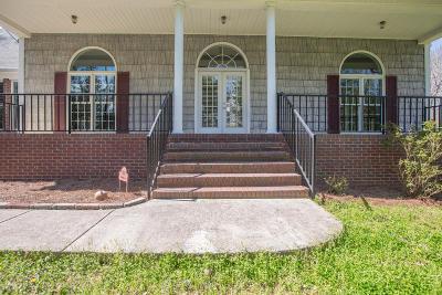 Trenton Single Family Home For Sale: 1286 McKaig Rd