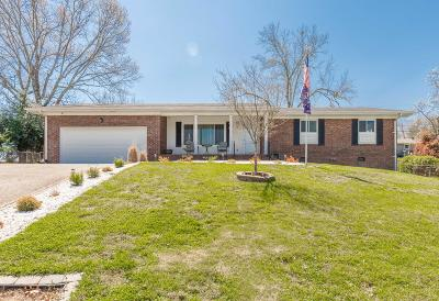 Hixson Single Family Home Contingent: 1332 Clearpoint Dr