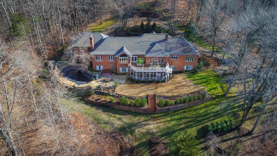 Ooltewah Single Family Home For Sale: 9830 Mountainaire Dr