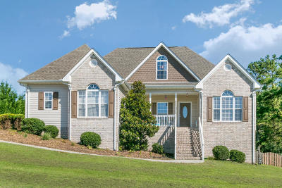 Soddy Daisy Single Family Home Contingent: 9815 Berry Meadow Way
