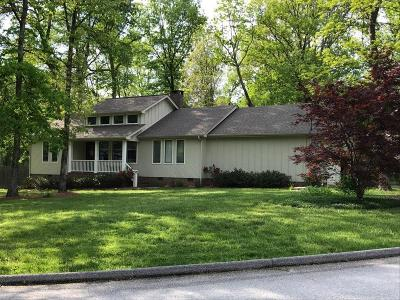 Signal Mountain Single Family Home Contingent: 2309 Mourning Dove Ln