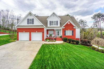Soddy Daisy Single Family Home For Sale: 12373 Nee Cee Dr
