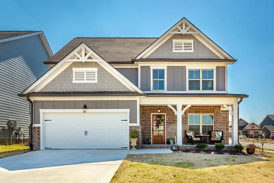 Ooltewah Single Family Home For Sale: 8506 Red Deer Ln