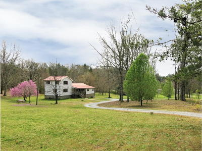 Riceville Single Family Home Contingent: 287 Hanks Chapel Rd