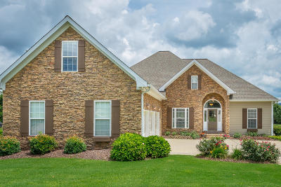 Ooltewah Single Family Home Contingent: 7348 Claudes Creek Dr