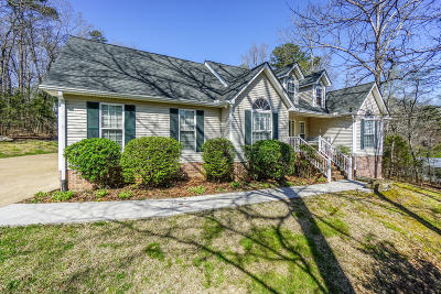 Ooltewah Single Family Home Contingent: 5601 Old Hunter Rd