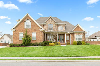 Ooltewah Single Family Home Contingent: 7907 Trout Lily Dr