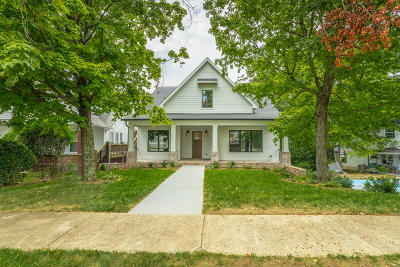 Chattanooga Single Family Home For Sale: 814 Mississippi Ave