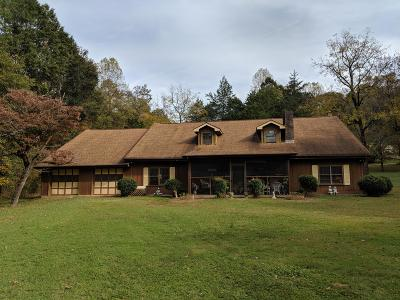 Ooltewah Single Family Home For Sale: 7229 S Wolftever Dr