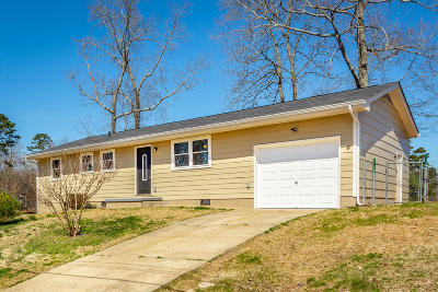 Hixson Single Family Home Contingent: 1509 N Chester Rd