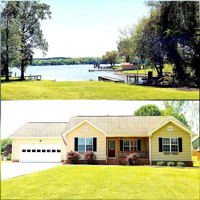 Single Family Home For Sale: 2161 S Shore Acres Rd