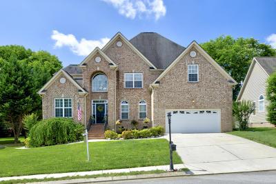 East Brainerd Single Family Home For Sale: 9664 Pecan Springs Cir